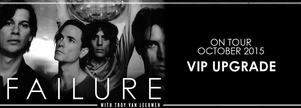 On Tour, Go VIP